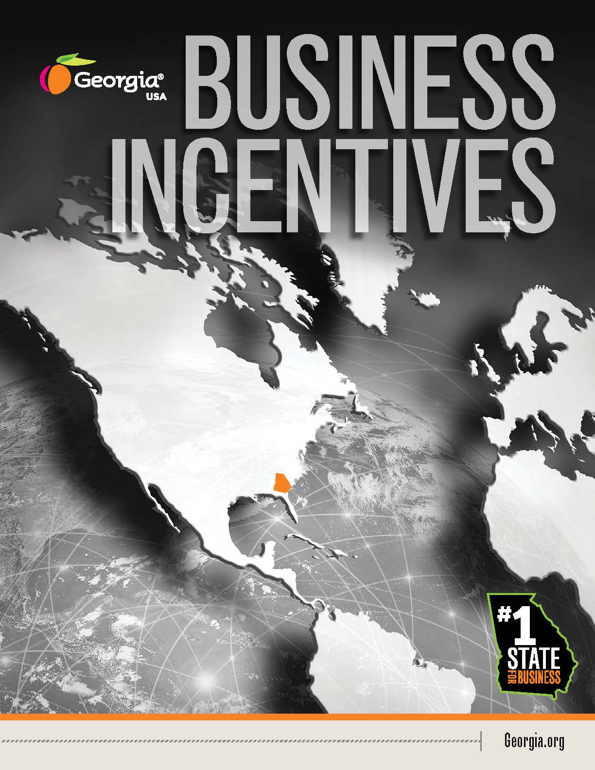 2016 GDEcD Business Incentives Brochure