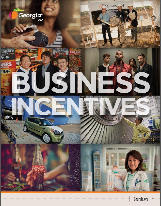 2017 GDEcD Business Incentives Brochure